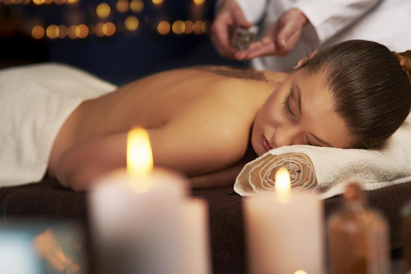 Kalmuspulver-Massage